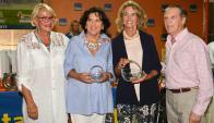 Silvia Barbarino, Estela Einstoss, Liliana Jorda, Francisco Milán.