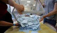 Elecciones legislativas en  Francia. Foto: Reuters