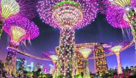 Singapur es una ciudad con numerosas etnias