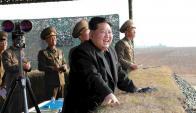 Kim Jong-un da lugar a la cólera del mundo, inclusive aliados. Foto: Reuters