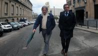 Lorenzo: el exministro de Economía fue procesado por abuso de funciones. Foto: F. Ponzetto