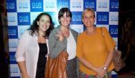 Mariana Barreiro, Mercedes Prunell, Irma Scheck.