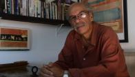 Entre ficción e investigación, Domínguez lanza una nueva novela. Foto: F. Flores