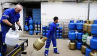 Con inversiones millonarias, las empresas incrementaron la cantidad de envases. Foto: M. Bonjour