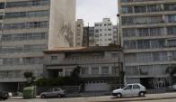 La casa se mantuvo durante años a múltiples ofertas inmobiliarias. Foto: Archivo El País