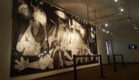 En Casa de la Cultura fernandina se exhibe una reproducción en tamaño real. Foto: Difusión