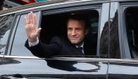 Emmanuel Macron será el próximo presidente de Francia. Foto: Reuters