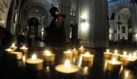Están cayendo los bautismos, las comuniones y casamientos por Iglesia. Foto: Fernando Ponzetto