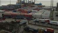 En el puerto capitalino creció la actividad el año pasado. Foto: Archivo El País