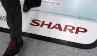 Negociaciones. Los anuncios impulsaron el precio de las acciones de Sharp. (Foto: Reuters)