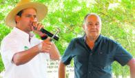 En Florida remataron Joaquín y Walter Hugo Abelenda. Foto: archivo EL País