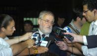 En marzo de 2012, el entonces juez Vomero procesó a los enfermeros. Foto: archivo El País
