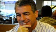 Sonriente. Así arrancará Pablo Bengoechea su primer día de trabajo en Los Aromos, de donde se fue en el 2003.