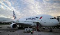 Aviones. La nueva compañía dispondrá de 10 aeronaves de aquí a 2020. (Foto: AFP)