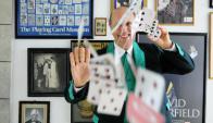El mago Ariel Jr.: 45 años de truco y entretenimiento (Foto: Marcelo Bonjour)