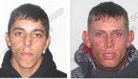 Jefatura de Policía busca dos requeridos. Foto: Ministerio del Interior