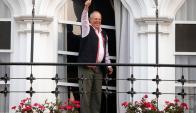 Kuczysnki asumirá el cargo el próximo 28 de julio, sustituyendo a Humala. Foto: REUTERS
