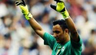 Keylor Navas hace historia en el Real Madrid.