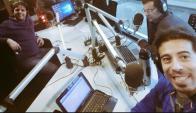 Piñe, Fabregat y Cotelo se van a Del Sol FM