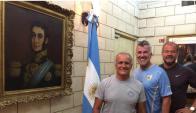 Los Midachi juntos en Panamá