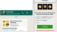 Nueva estafa por Whatsapp. Foto: Laboratorio de Investigación de ESET