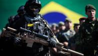 Hubo 10 detenidos sospechosos de tramar atentado terrorista en Brasil. Foto: EFE