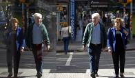 Nuevos jubilados tendrán una serie de cambios en la pasividad. Foto: EFE