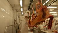 Desosado: surgen complicaciones para carne vacuna congelada. Foto: archivo El País