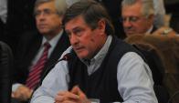 Guillermo Besozzi, senador del Partido Nacional. Foto: Ariel Colmegna.
