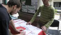 FEUU juntó 15000 firmas de apoyo a fotocopias Foto: Archivo El País