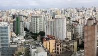 San Pablo, la ciudad más populosa de Brasil. Foto: Pixabay
