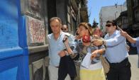 Calloia, procesado en abril de 2014 junto a Lorenzo, volvió a declarar el pasado 6 de septiembre en Crimen Organizado, antes de que la jueza dicte sentencia. Foto: Archivo El País.