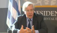 El ministro de Economía Danilo Astori. Foto: Captura/ Presidencia