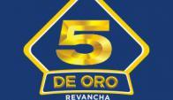 5 de Oro: Foto: Gentileza Banca de Lotería y Quinielas