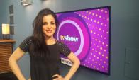 Virginia Dobrich en Tv Show.