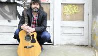 """""""Con el nuevo disco maduré y llegué a mis metas"""", dice Federico Lima."""