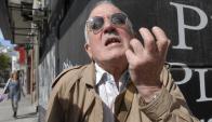 A los 86 años milita en Salto como un dirigente del base del MPP y el MLN-T. Foto: archivo El País