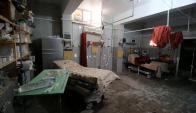 Los bombardeos en Siria han destruido hospitales. Foto: Reuters.