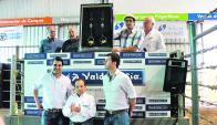 Aplausos: los Fernández y los Valdéz celebraron el éxito. Foto: Pablo D. Mestre