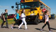 Escolares de Prince Edward Island. Foto: Archivo / Facebook Prince Edward Island Government