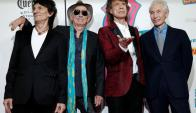 The Rolling Stones. Foto. Reuters