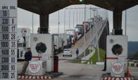Las aduanas son claves para la integración. Foto: archivo El País