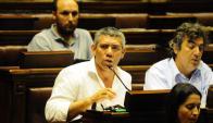 Diputado Felipe Carballo. Foto: archivo EL País