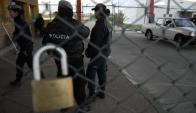 """Comcar: los """"peajes"""" son una práctica común en las cárceles. Foto: archivo El País"""