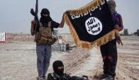Soldados del Estado Islámico. Foto: Captura de video.
