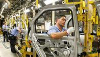 Industria automotriz. Foto: Reuters