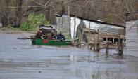 Fueron 6.700 los sanduceros que debieron abandonar sus viviendas. Foto: A. Sánchez