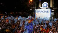Rajoy agradeció el apoyo y prometió lograr acuerdos. Foto: Reuters
