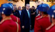 Erdogan. Foto: REUTERS
