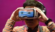 2016 es el año de la explosión de la realidad virtual, indican expertos. Foto: AFP.